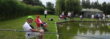 Rybárske preteky zlatá rybka - šoporňa - DSC06030